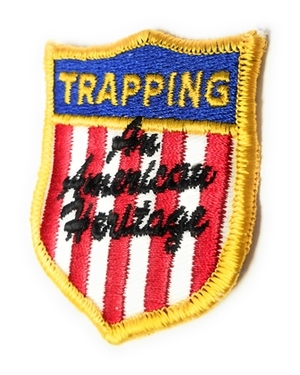 Trapping An American Heritage Patch Tpatch