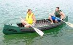 Sportspal 11' SQ. Stern Canoe Package  S11SQ