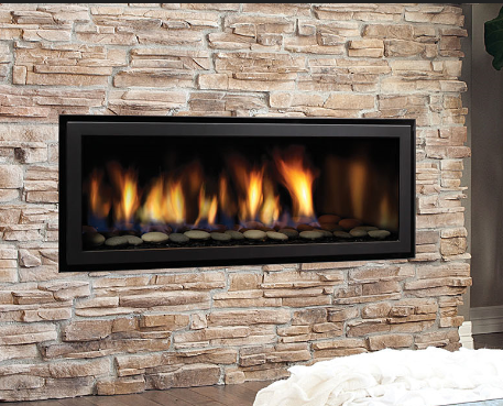 Horizon Gas Fireplace (HZ40E) HZ40E
