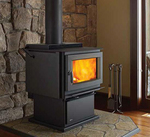 Wood Stove (F1100S-Contemporary) F1100S_Contemporary