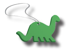 DINO Air Freshener DINOAIR