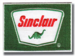 Sinclair Oil Patch PATCHES