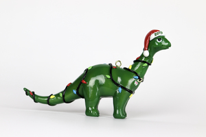 Dino's Holiday Collection 2019 Ornament ChristmasDINO19