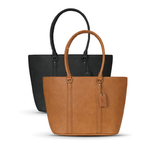 Natisino Leather Tote NatisinoHandbag