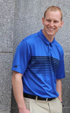 Nike Chest Stripe Polo NikeChestStrip