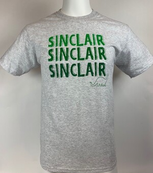 Sinclair Stacked T-Shirt SinclairStacked