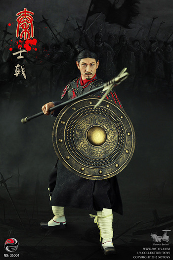 """303 Toys 1/6 Scale 12"""" China Series Three Kingdoms Qin Dynasty Soldier 35001 #303T-35001"""