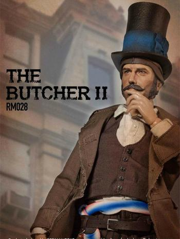 "Redman Toys 1/6 Scale 12"" The Butcher II Collectible Action Figure RM028 #RM028"