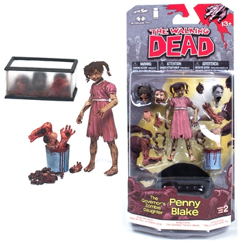 McFarlane Toys The Walking Dead Series 2 Governors Daughter Penny Blake Figure #WD-000