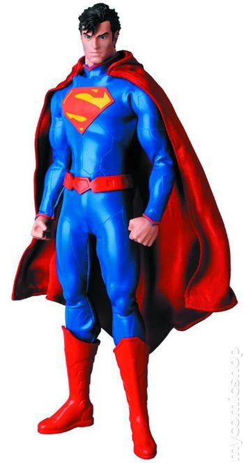 "Medicom 1/6 Scale 12"" DC Comics The New 52 Superman Action Figure #MED002"