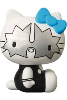 2013 Medicom Sanrio Kiss Hello Kitty The Spaceman Viny Collectible Doll Figurine #M-02