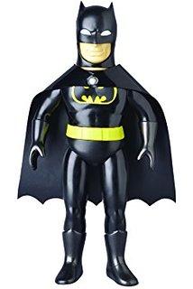 Medicom DC Comics Collectibles Batman Retro Sofubi Action Figure Black Version #4530956531014