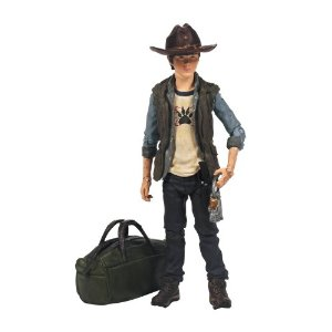 2013 McFarlane Toys The Walking Dead Series 4 Carl Grimes Figure #WD-009