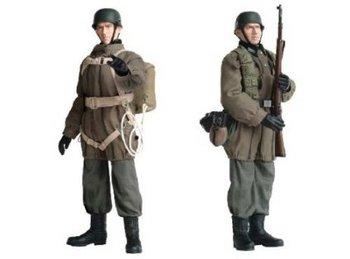 "Dragon Models 1/6 Scale 12"" WWII German Sudetenland 1938 Alois Fallschirm Action Figure 70281 #70281"