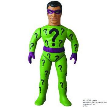 "Medicom DC Comics Originals Sofubi 10"" Retro Soft Vinyl Riddler Action Figure #4530956468266"