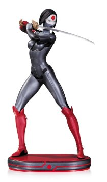 "DC Comics Collectibles Cover Girls Numbered Limited Edition Katana 9.25"" Statue #DC-19"