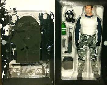 "Dragon Models 1/6 Scale 12"" Hit Team Movie Action Figure Don 73025 #73025"