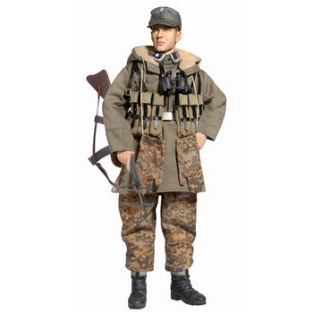 "Dragon 1/6 Scale 12"" WWII German Budapest 1945 Jurgan Baer Action Figure 70783 #70783"