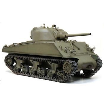 """Dragon 1/6 Scale 12"""" WWII German Panzer M4A3(75)W Sherman Tank Model Kit 75051 #75051"""