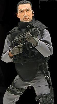 """2003 Dragon Models 1/6 Scale 12"""" The New Option Hong Kong Special Forces 73085 #73085"""