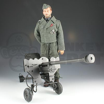 """DID 1/6 Scale 12"""" WWII German Peter Greim with a PzB41 Anti-Tank Rifle Action Figure D80032 #D80032"""