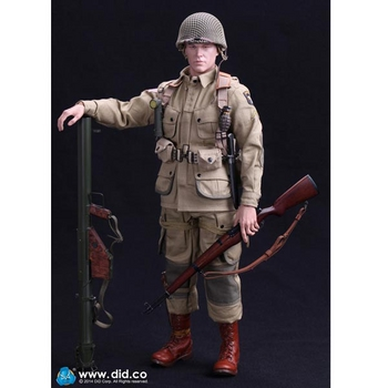 "DID 1/6 Scale 12"" WWII Normandy 70th Anniversary Edition Ryan Figure A80097 #A80097"