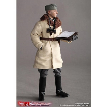 "DID 3R 1/6 Scale 12"" WWII German Commander Paul Hausser Action Figure GM642 New #GM642"