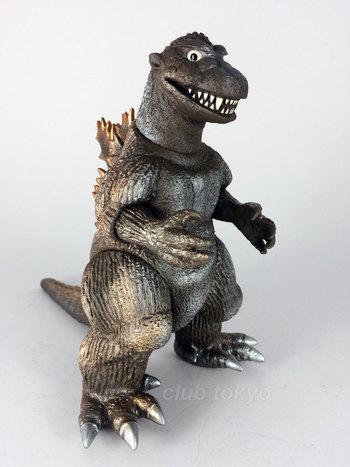 "Marusan Toys Toho 9"" Figure USA Version Soft Vinyl 1954 Godzilla Action Figure #MAR-002"