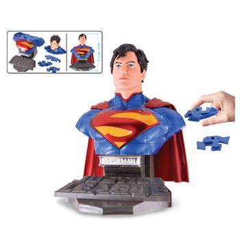 DC Comics Heroes New 52 Justice League Superman 3D Puzzle 72 Pieces #57210 #57210