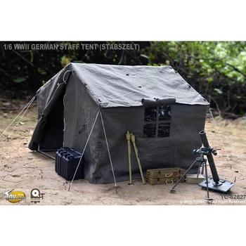 "Toys City 1/6 Scale 12"" WWII German Staff Tent Stabszelt TC-62027S #TC-62027S"