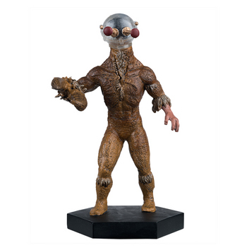 2012 Eaglemoss Collections 1/21 Scale Doctor Who Morbius Monster Figurine #882041017526
