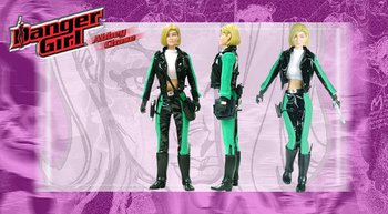 "Dragon 1/6 Scale 12"" Abbey Chase Danger Girl Action Figure 73038 #73038"