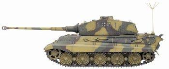 1/35 King Tiger Henschel Turret w/Zimmerit s.Pz.Abt.506 Command Version Ardennes 1945 #61030