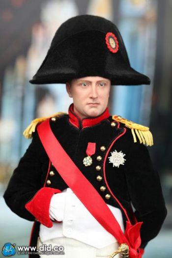 """DID 1/6 Scale 12"""" Emperor Napoleon Bonaparte Figure Battle Version N80122 #N80122"""