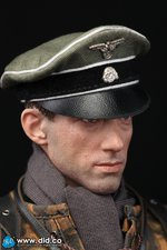 "DID 1/6 Scale 12"" WWII German 12th Panzer Division Rainer D80118"