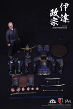 """Coo Models 1/6 Scale 12"""" Series of Empires Date Masamune Regular Version SE008 CM-SE008"""