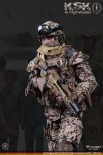 "Flagset 1/6 Scale 12"" KSK Kommando in Afghanistan Assaulter Action Figure 73009 73009"