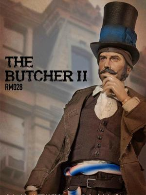"Redman Toys 1/6 Scale 12"" The Butcher II Collectible Action Figure RM028 RM028"