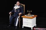 """DID 3R WWII German 1/6 scale for 12"""" Goering Figures Furniture Set and Telephone GM618 GM618"""