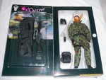 "Dragon 1/6 scale HK Hong Kong Police SDU Sniper 12"" Action Figure Lam 73010 73010"