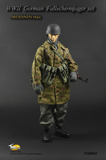 "Toys City 1/6 Scale 12"" WWII German 1944 Fallshirmjager Infantry Set TC-68002 TC-68002"