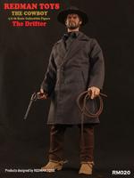 "Redman 1/6 Scale 12"" The Cowboy Drifter Action Figure RM-020 RM020"