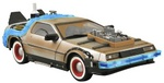Diamond Select Back to the Future Part III 3 1/15 Scale Time Machine Deloreon 3072