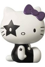 "2013 Medicom Sanrio Kiss Hello Kitty The Starchild 4"" Vinyl Collectible Doll M-03"