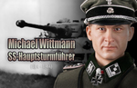 "DID 1/6 Scale 12"" WWII German Michael Wittmann Action Figure D80098  D80098"