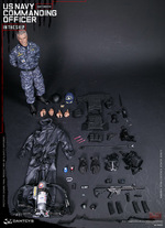 "DAM DAMTOYS 1/6 Scale 12"" Elite Series Navy Commanding Officer Action Figure #78050 DAM-78050"