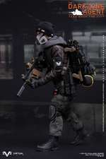 "VTS Virtual Toys 1/6 Scale 12"" The Darkzone Agent VM-017 VTS-VM017 Action Figure VM017"