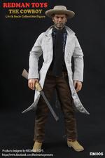 "Redman 1/6 Scale 12"" The Good Cowboy Action Figure RM006 RM-006"