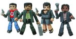 2013 Diamond Select Toys Minimates Thief of Thieves Set of 4 Master Redmond 699788811979