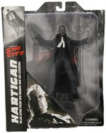 "2014 Diamond Select Sin City 7"" Hartigan Deluxe Action Figure with Diorama Base 9781605844190"